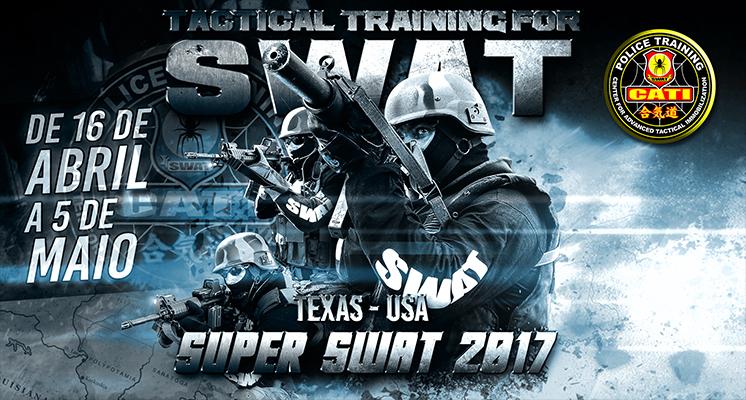 SUPER SWAT agendado para 2017